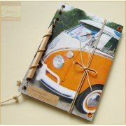 Writing Journal (Volkswagen Camper) (Free Shipping to Ireland)