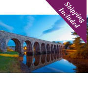 Landscape Photography (12 Arch Bridge, Ballydehob, West Cork)