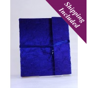 Photo Album (Midnight Blue Silk)