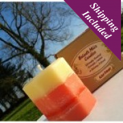 Handmade Irish Candle (Sweet Orange)