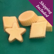 Handmade Irish Lemon Wax Melts (Natural Soya)