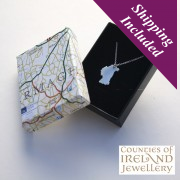 Armagh Silver Pendant and Chain