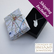 Kilkenny Silver Pendant and Chain