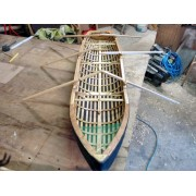 Model Currachs of Ireland- Aran/Galway Currach