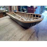Model Currachs of Ireland- Donegal River Currach