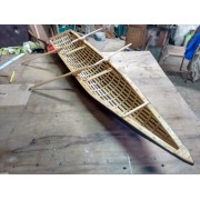 Model Currachs of Ireland- Donegal Sea Currach
