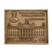 Michael Collins Plaque