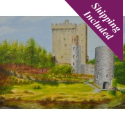 Blarney Castle Oil Painting