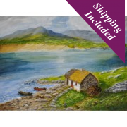 Fisherman's Cottage Print