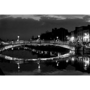 Ha'penny Bridge-Dublin