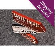 TD Design - Personalise Your Own Irish Roadsign