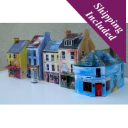 Tiny Ireland-3D Paper Model Gift Kits of Ireland