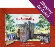Tiny Ireland - Bunratty Paper Model Kit