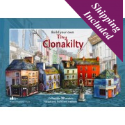 Tiny Ireland - Clonakilty Paper Model Kit