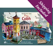 Tiny Ireland - Cobh Paper Model Kit