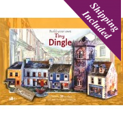Tiny Ireland - Dingle Paper Model Kit
