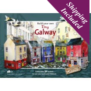 Tiny Ireland - Galway- Paper Model Kit