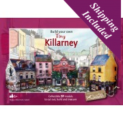 Tiny Ireland - Killarney Paper Model Kit