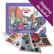 Tiny Ireland - Kinsale Paper Model Kit