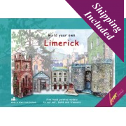 Tiny Ireland - Limerick Paper Model Kit