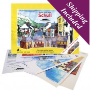 Tiny Ireland - Schull Paper Model Kit