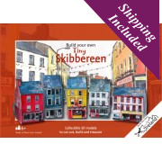 Tiny Ireland - Skibereen Paper Model Kit