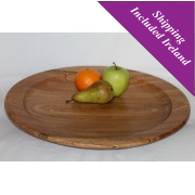 Large Wooden Platter- Elm