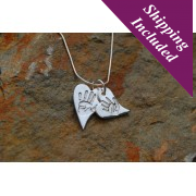 Silverhaven Jewellery - Capture a Loved One's Hand or Footprint