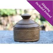 Wooden Jewellery/Trinket Box- Laburnum