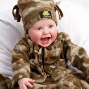 Camouflage Baby Jackets