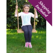 Traditional Garden Swing-Personalised